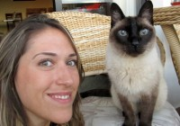 Ricklou, o gatinho marrom