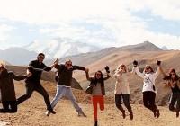 Planejando sua trip: viagem com amigos