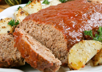 Receita bapho: Bolo de carne express